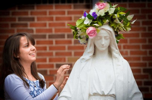 6 razones para honrar a la Virgen María