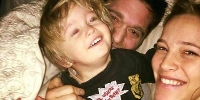 El hijo de Luisana Lopilato y Michael Bublé terminó la primera parte del tratamiento. Mejora la salud de Noah.
