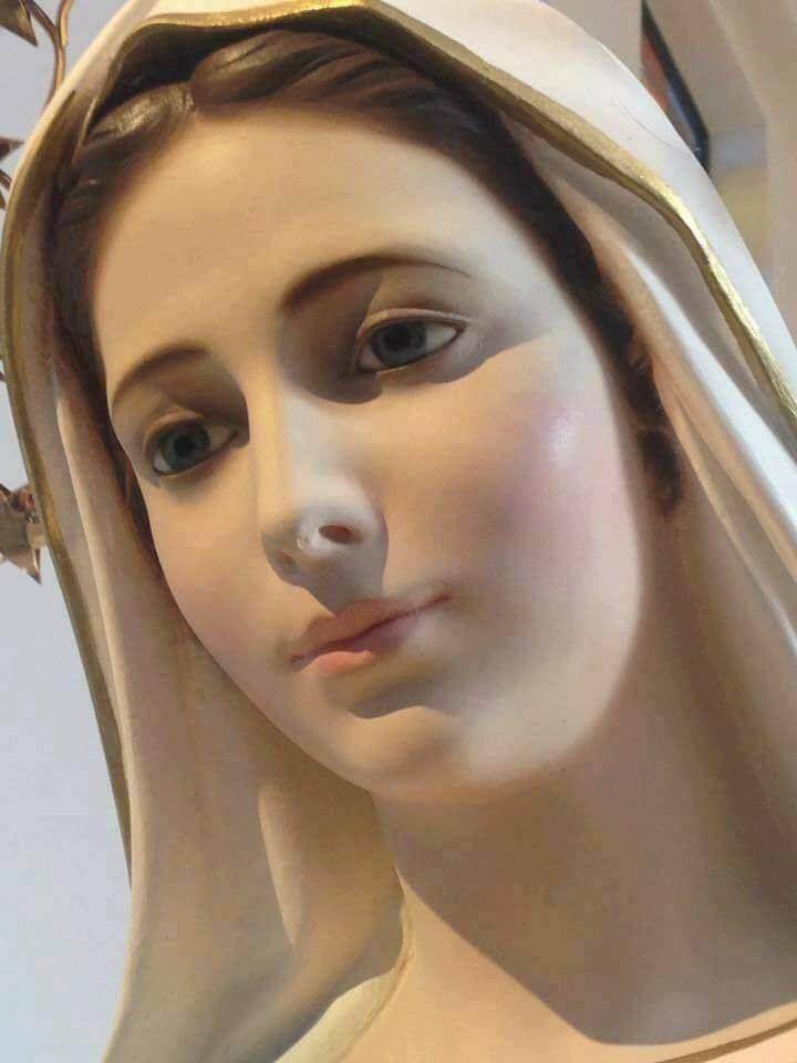 Para que se vaya la tristeza diálogo con la virgen María.