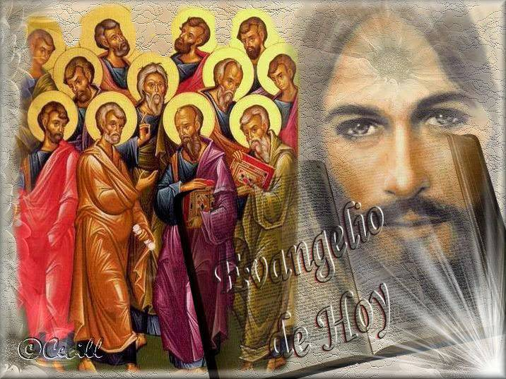 Evangelio según San Marcos 3,13-19.