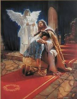 Evangelio del dia  según San Marcos 1,21b-28.
