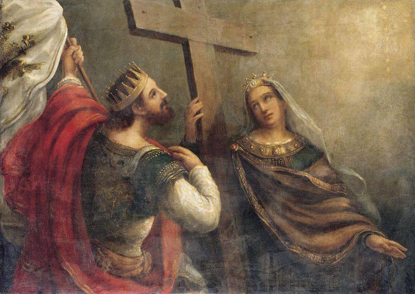 Como fue hallada la verdadera Cruz de Cristo