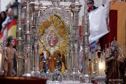 Caravaca: La misteriosa cruz que transportaron dos ángeles