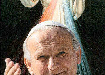 El Papa de la Divina Misericordia