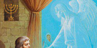 Evangelio según San Mateo 1,18-24.