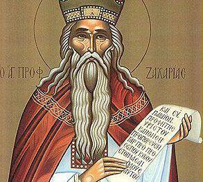 CÁNTICO DE ZACARÍAS: «Benedictus» (Lc 1, 68-79)