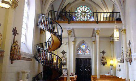 El Milagro de la Escalera de San José es un misterio también por la ciencia VIDEO