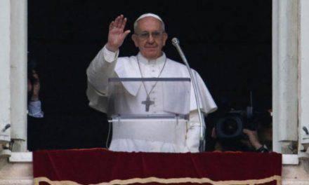 El Angelus del Papa