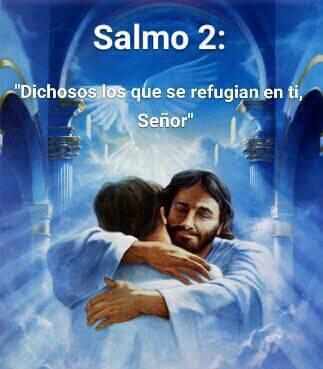 Dichosos los que se refugian en ti, Señor