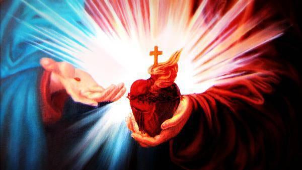 El Escudo del Sagrado Corazón