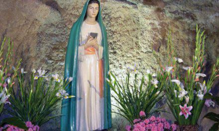 Oración a la Virgen de la Revelación