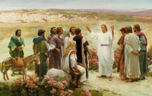 Evangelio según San Marcos 16,15-20.
