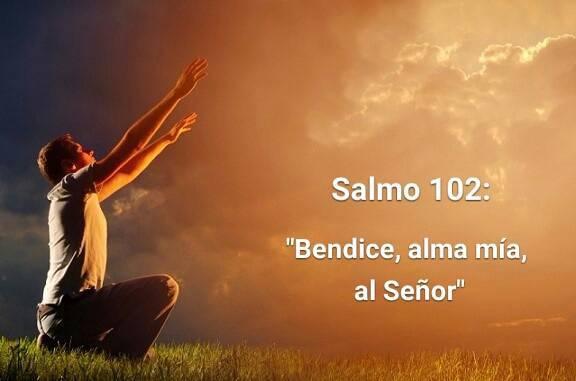 Bendice, alma mía, al Señor