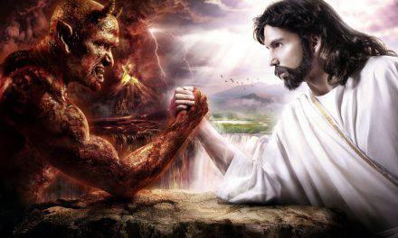"""Dios contra Satanás: """"la batalla final"""""""