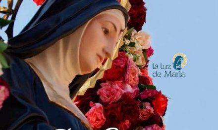 Novena a Santa Rita de Casia (día sexto)