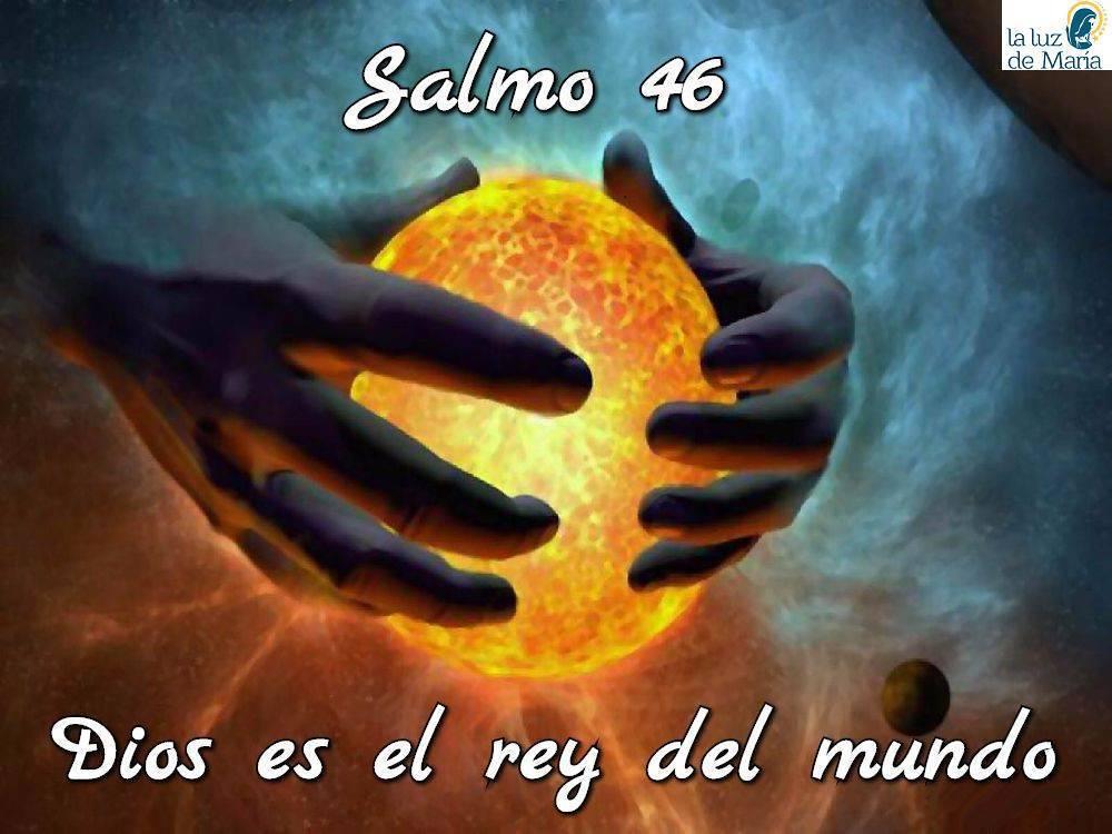 Dios es el rey del mundo