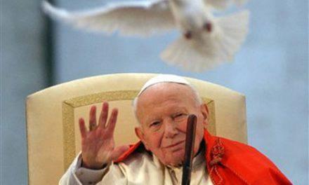 El Espíritu Santo ayudó a San Juan Pablo II con las matemáticas y desde entonces empezó una gran devoción