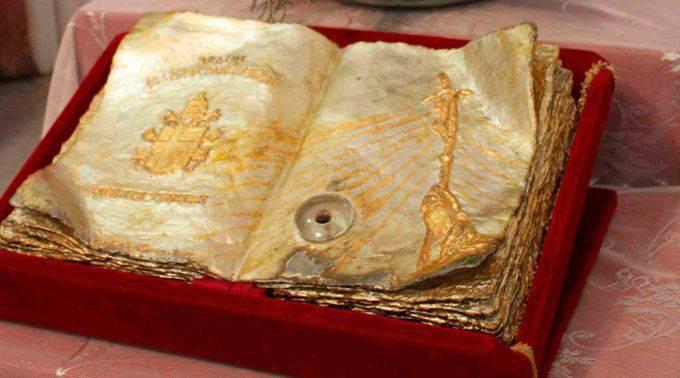 La reliquia de San Juan Pablo II llegará a Colombia