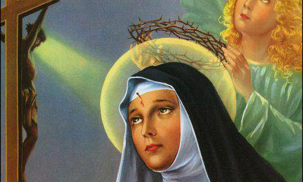 Novena a Santa Rita de Casia (DÍA PRIMERO)