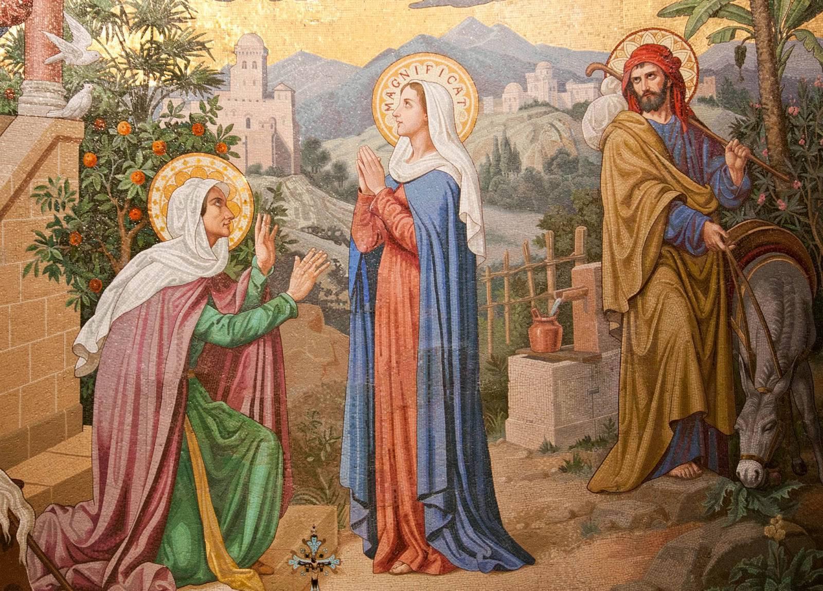 Novena por la Visitación (Octavo Día)