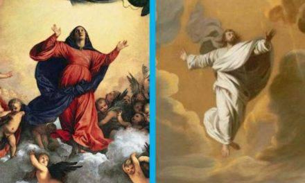 ¿Cuál es la diferencia entre Ascensión y Asunción?