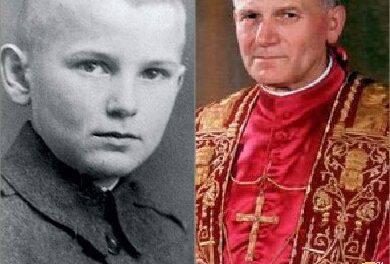 Un día como hoy hace 97 años nació San Juan Pablo II