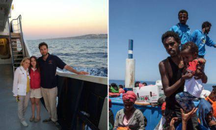 Este multimillonario está usando su dinero para salvar refugiados