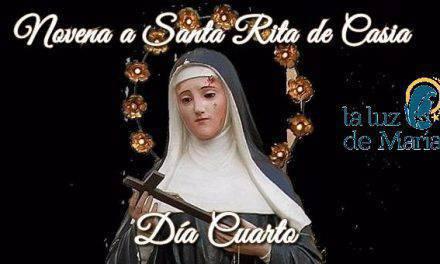 Novena a Santa Rita de Casia (día cuarto)