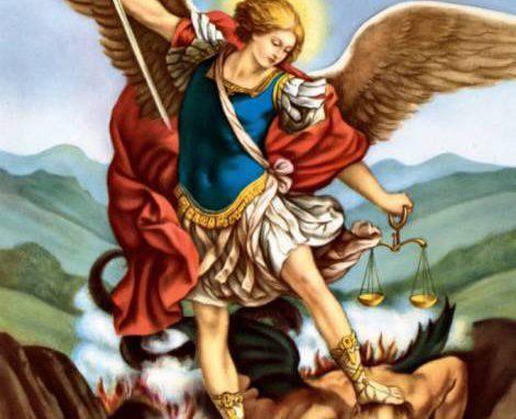 Acto de confianza a San Miguel Arcángel
