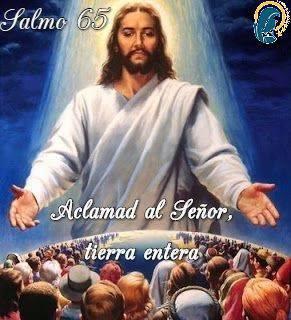 Aclamad al Señor, tierra entera