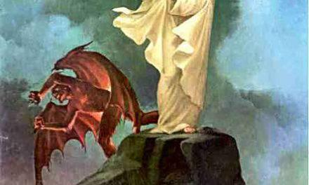 """Cuidado con la """"trampa del diablo"""" que Dios mostró a santa Catalina de Siena"""