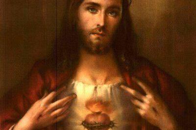 Novena al Sagrado Corazón de Jesús (Tercer día)
