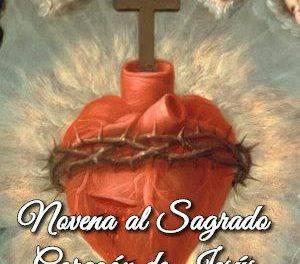 Novena al Sagrado Corazón de Jesús (Quinto día)