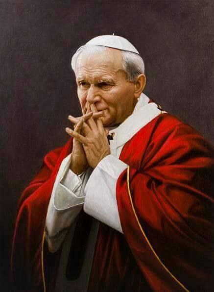 Oración Oficial a San Juan Pablo II