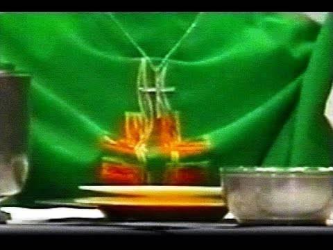 Acontecimiento shock a Lourdes (VÍDEO)
