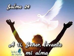 A ti, Señor, levanto mi alma