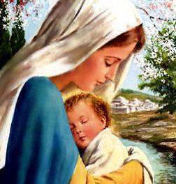"""""""Prodigio celestial"""" y otros piropos de grandes santos a la Virgen María"""