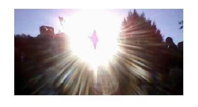 Mujer ciega de un ojo ve después del milagro del sol