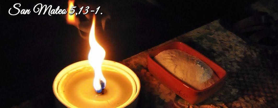 Evangelio según San Mateo 5,13-16.