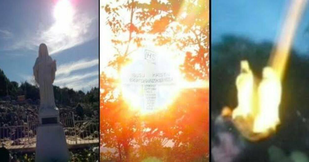 Señales en el cielo increíble y ESTREMECEDORAS – Parte 1