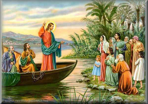 Evangelio según San Mateo13,1-9.