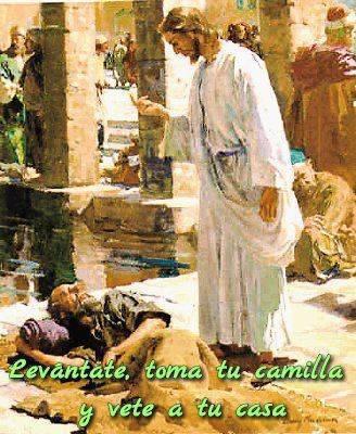 Evangelio según San Mateo9,1-8.