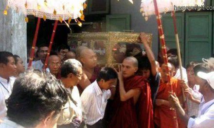Mónaco budista resucita y afirma que Jesús es la única Verdad. VIDEO