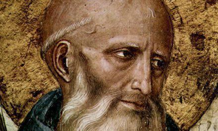 10 útiles citas de san Benito