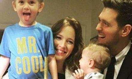 La fe de Luisana Lopilato y Michael Bublé para superar el cáncer de su hijo