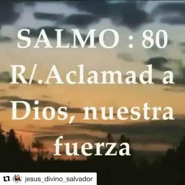 Aclamad a Dios, nuestra fuerza
