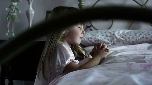 Una oración para antes de dormir