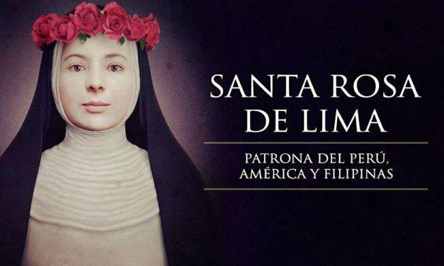 Las palabras de Juan Pablo II sobre Santa Rosa de Lima
