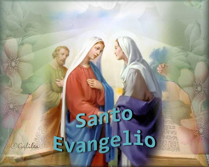 Evangeliosegún san Lucas (1,39-56):
