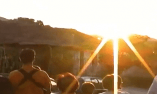Medjugorje: El Sol comienza a bailar y girar, y los peregrinos presentes quedan sin palabras permanecen sin habla. VIDEO